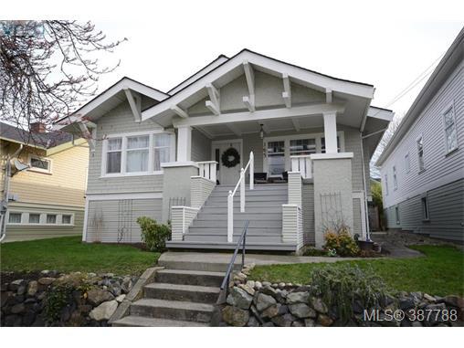 165 Beechwood Ave, Victoria, BC, V8S 3W4 Photo 1